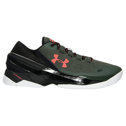 Get an Official Look at the Upcoming Under Armour Curry 2 Low in Combat Green 2