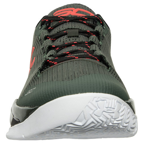 Get an Official Look at the Upcoming Under Armour Curry 2 Low in Combat Green 3