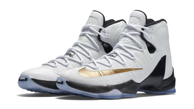 Here is a Detailed Look at the Nike LeBron 13 Elite-11