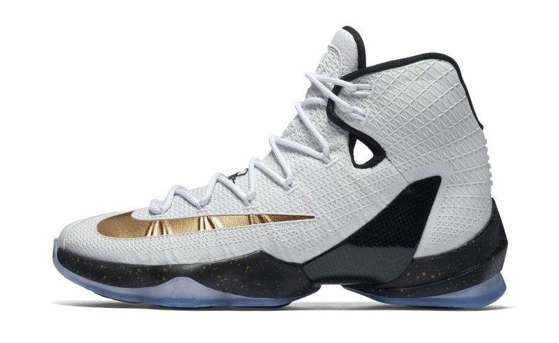 Here is a Detailed Look at the Nike LeBron 13 Elite-12