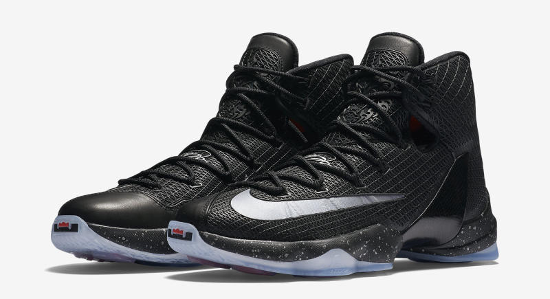 Here is a Detailed Look at the Nike LeBron 13 Elite-3