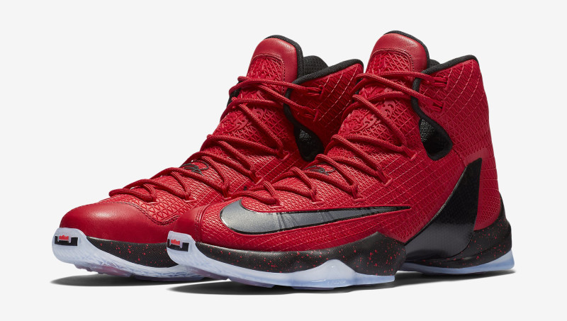 Here is a Detailed Look at the Nike LeBron 13 Elite-6