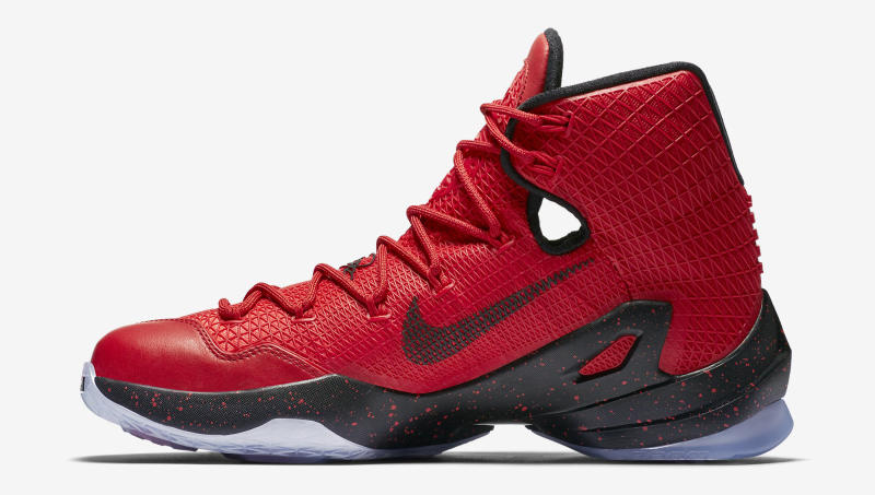 Here is a Detailed Look at the Nike LeBron 13 Elite-9