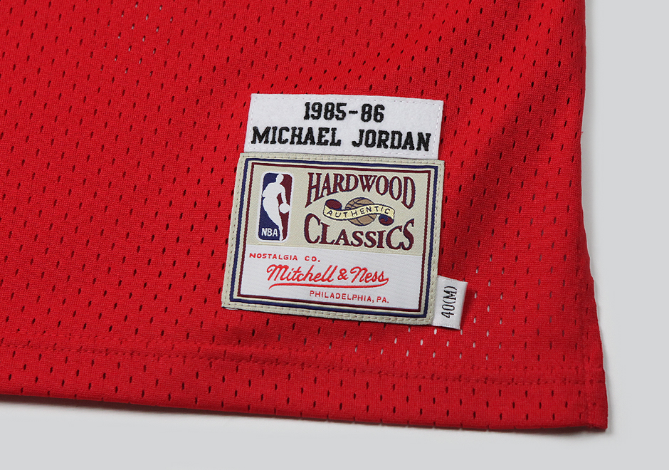 Mitchell & Ness is Releasing the Jersey Jordan Wore During his 63 Point Explosion-2