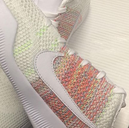 Multicolor Flyknit Will Appear on the Upcoming Nike Kobe 11 '4KB'-2