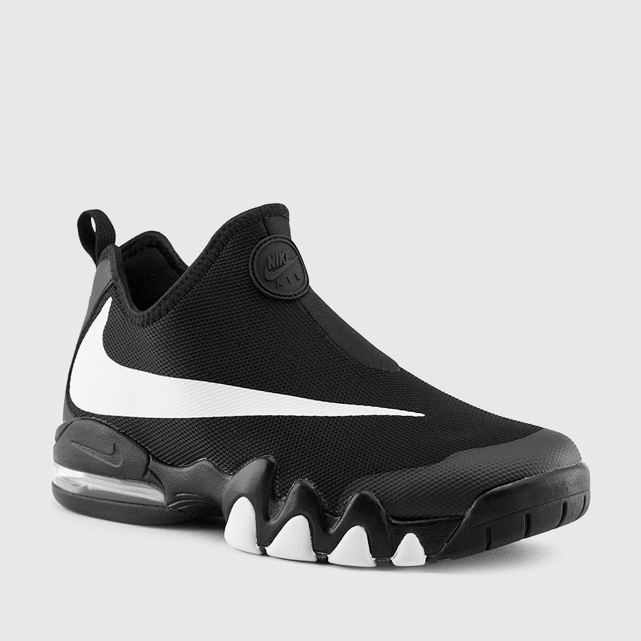 Nike Big Swoosh Black White
