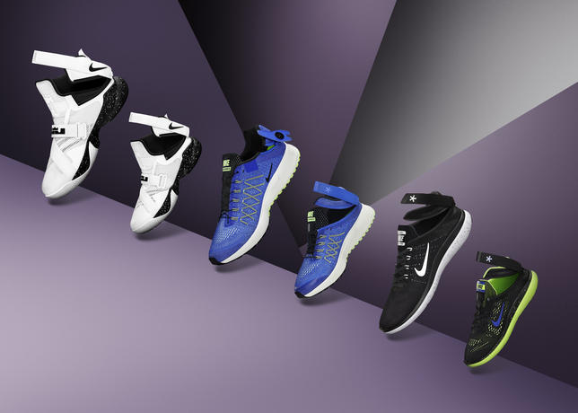 Nike Expands on Flyease Entry System 1