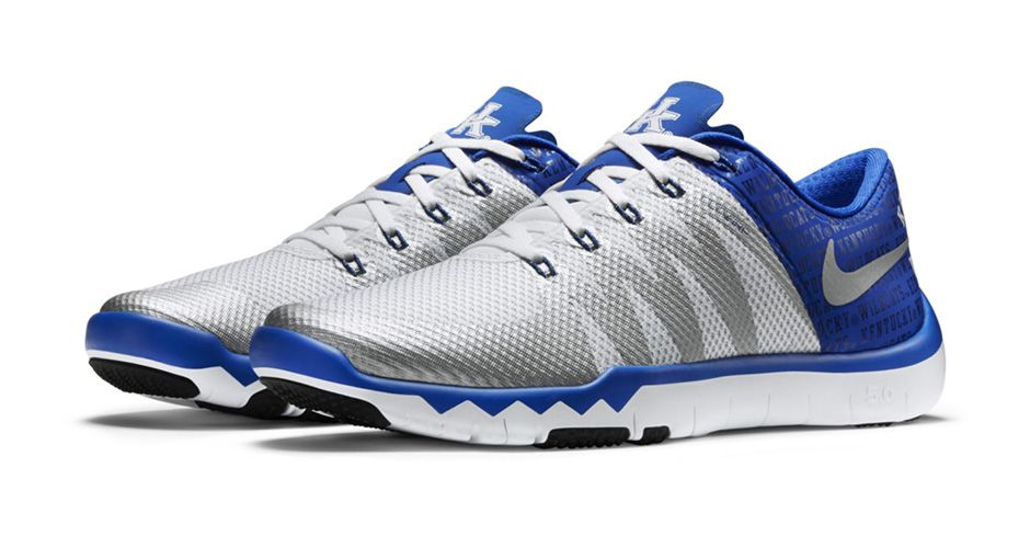 Nike Free Trainer 5.0 V6 'March Madness Collection' kentucky wildcats