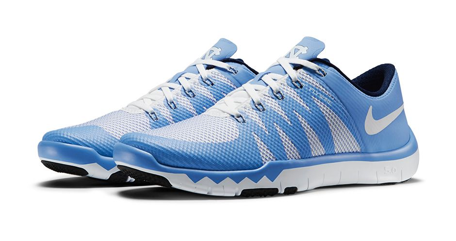 Rep Your School in any of these Nike Free Trainer 5.0 V6