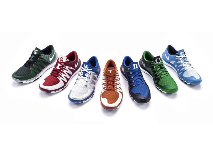 Nike Free Trainer 5.0 V6 'March Madness Collection'