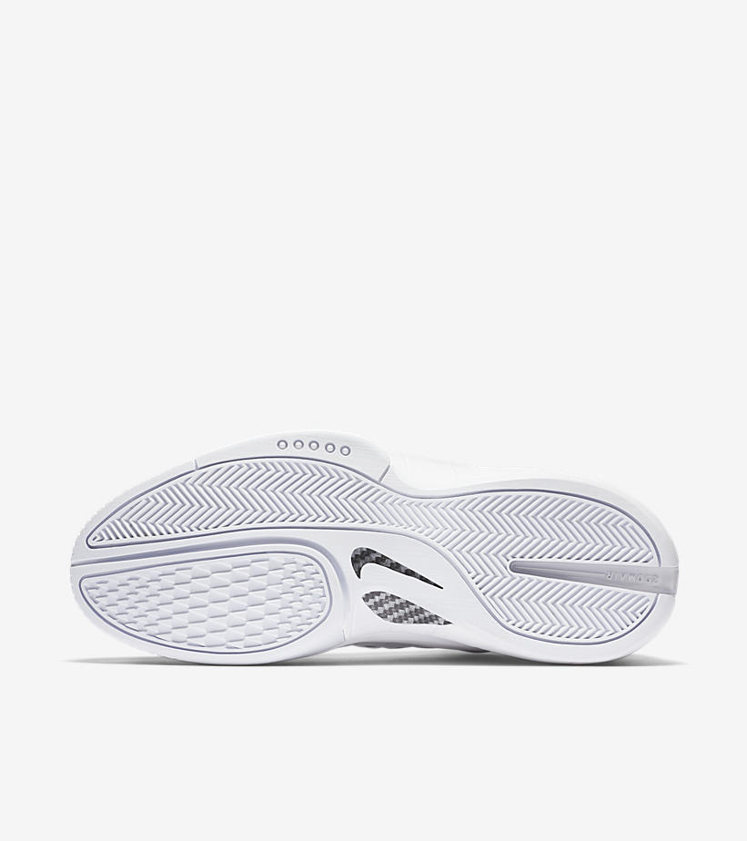 Nike Huarache 2k4 'Black Mamba' Face to Black Kobe Bryant traction bottoms outsole