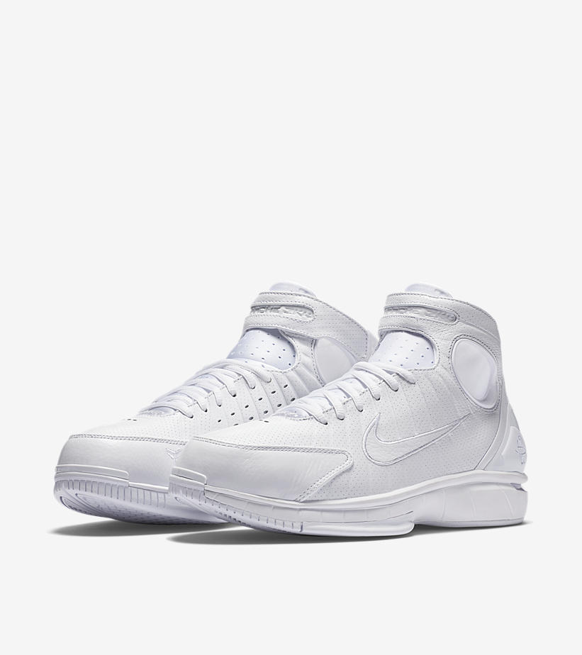 Nike Huarache 2k4 'Black Mamba' Face to Black Kobe Bryant