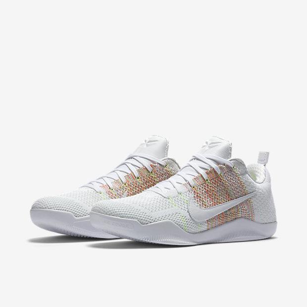 Nike Kobe 11 'White Horse' multicolor 4kb