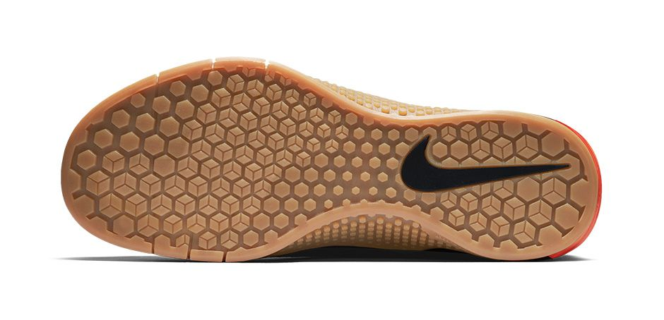 Nike MetCon 2 'Strong As Steel' outsole bottoms sole traction