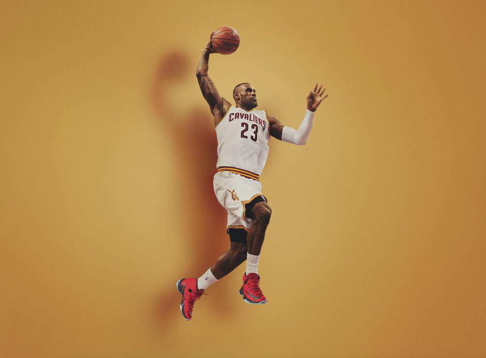 Nike Unveils the LeBron 13 Elite 1