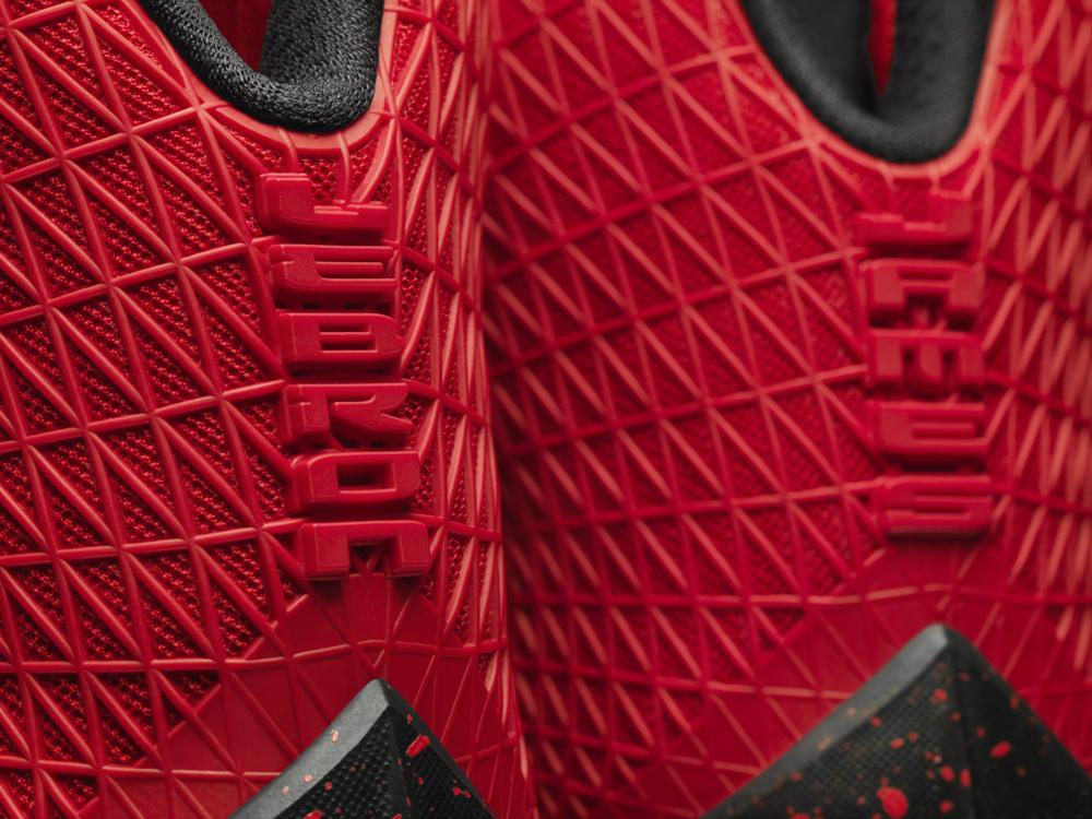 Nike Unveils the LeBron 13 Elite 15