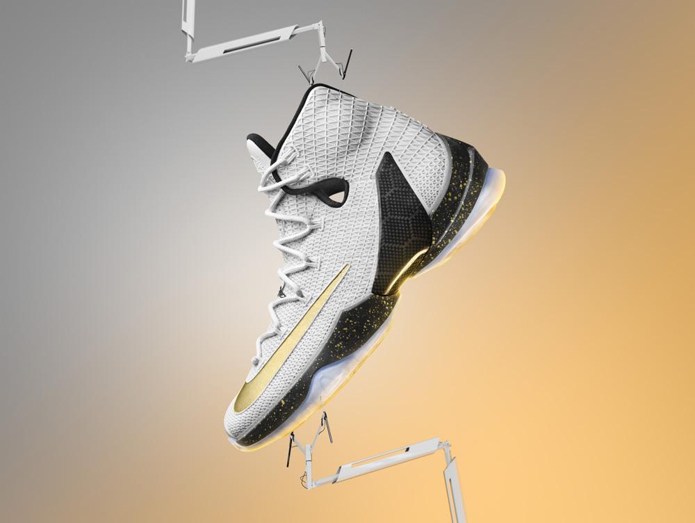 Nike Unveils the LeBron 13 Elite 2