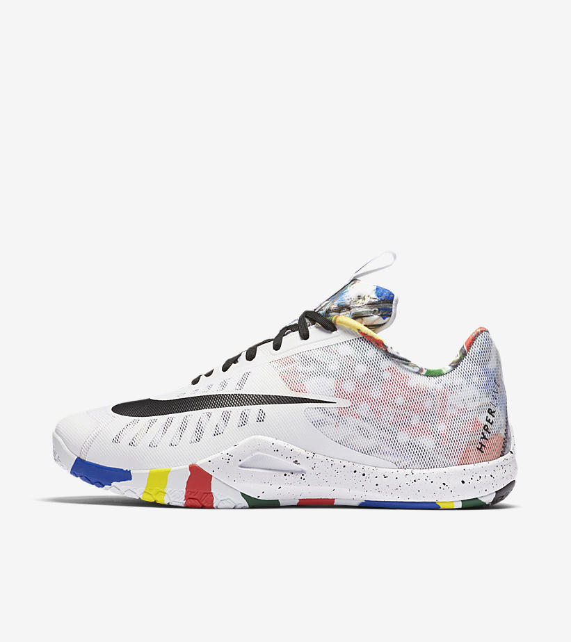Nike hyperlive net collectors society