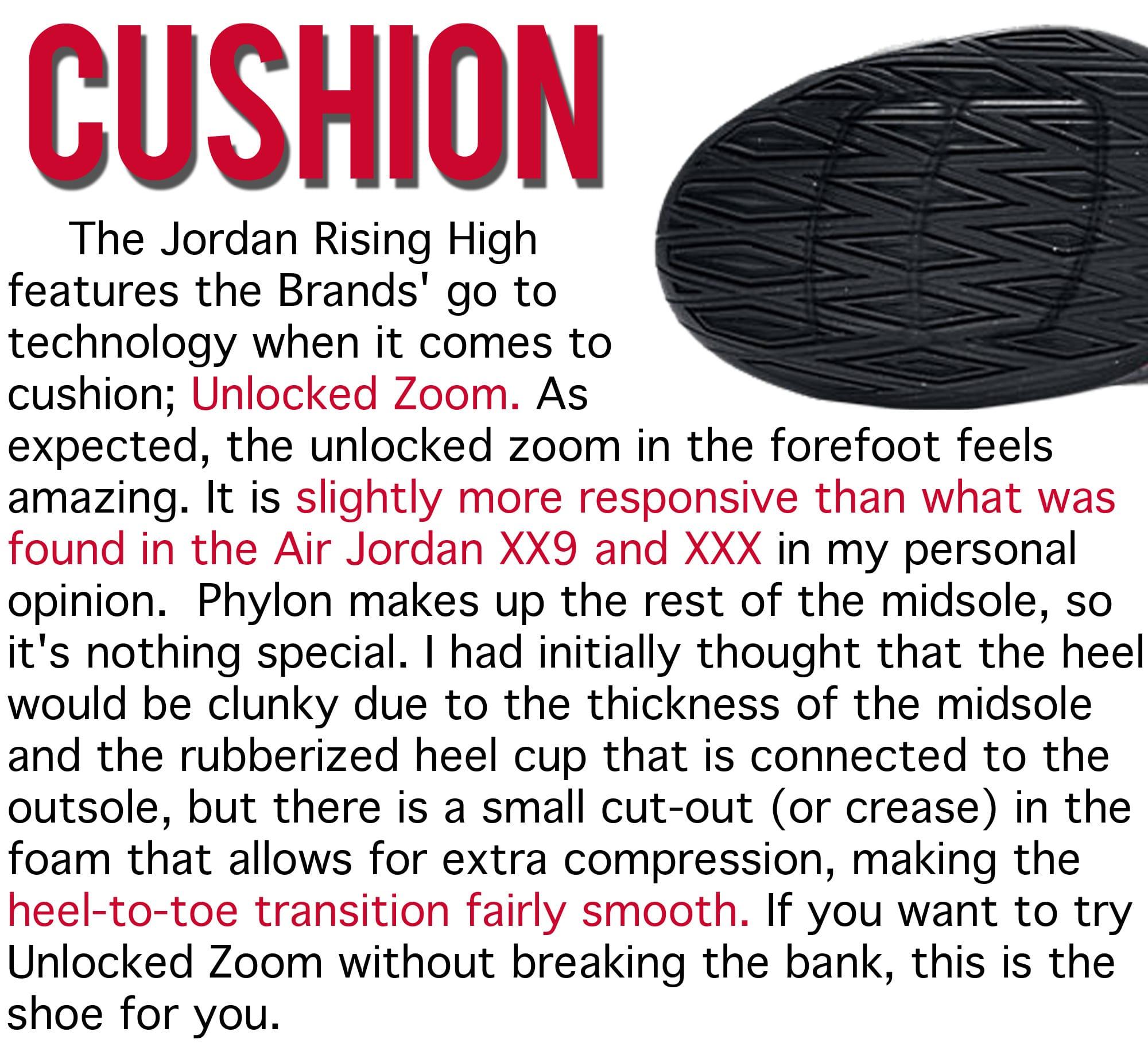 Rising High - Cushion