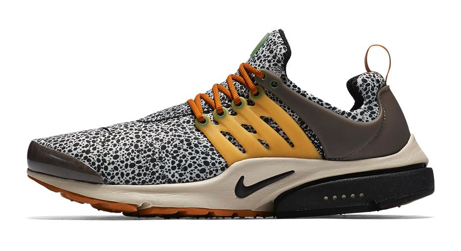 Safari Print Makes it's Way Onto the Nike Air Presto-4