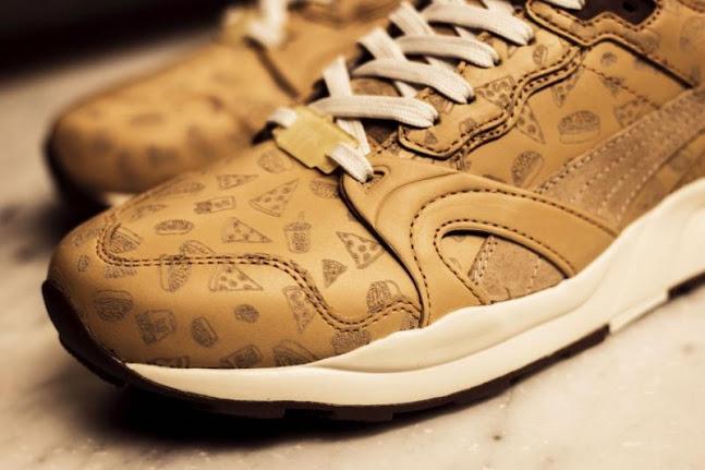 """Sneakersnstuff x PUMA XT2 """"Pizza & Burgers"""" 3"""