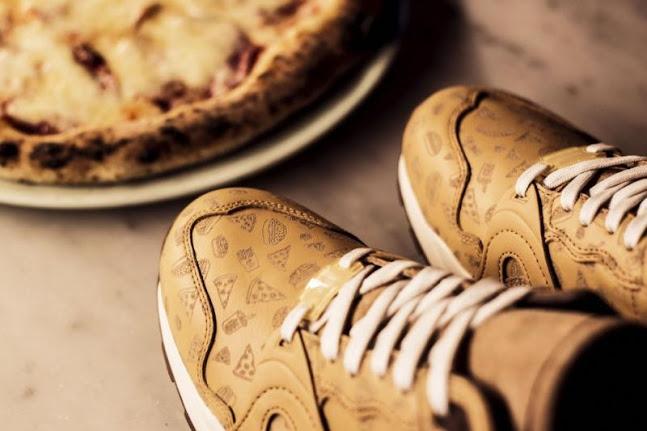 """Sneakersnstuff x PUMA XT2 """"Pizza & Burgers"""" 4"""