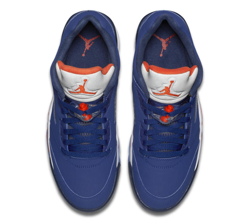 Take a Good Look at the Air Jordan V Low 'Knicks'-4