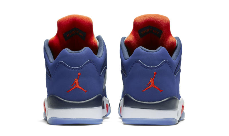 Take a Good Look at the Air Jordan V Low 'Knicks'-6