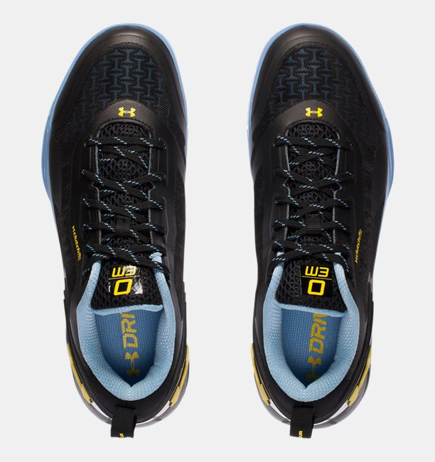 Two Emmanuel Mudiay PE's of the Under Armour CultchFit Drive II Low are Now Available-4
