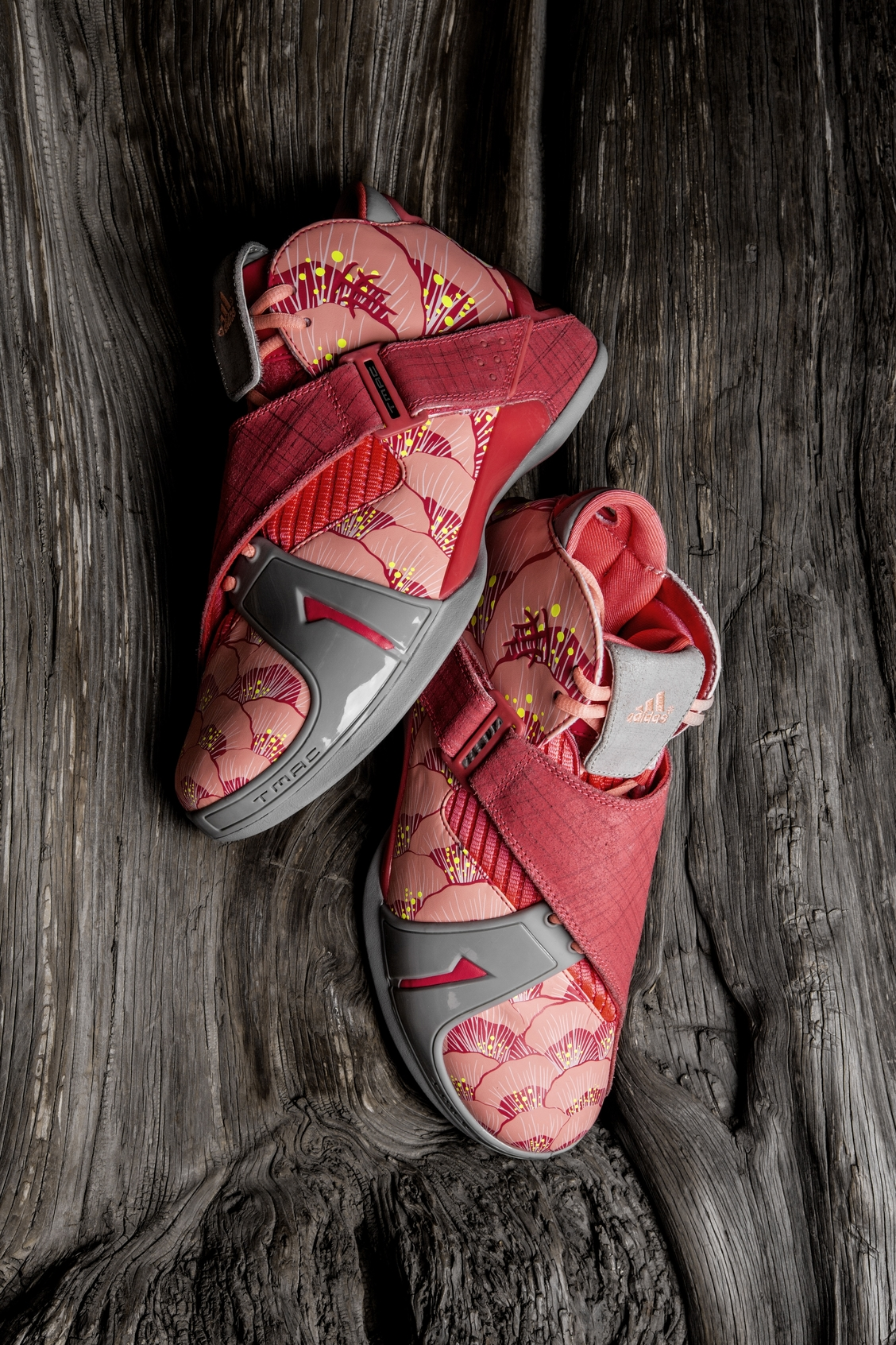 Who Knew? The adidas T-MAC 5 is a 'Florist'-1
