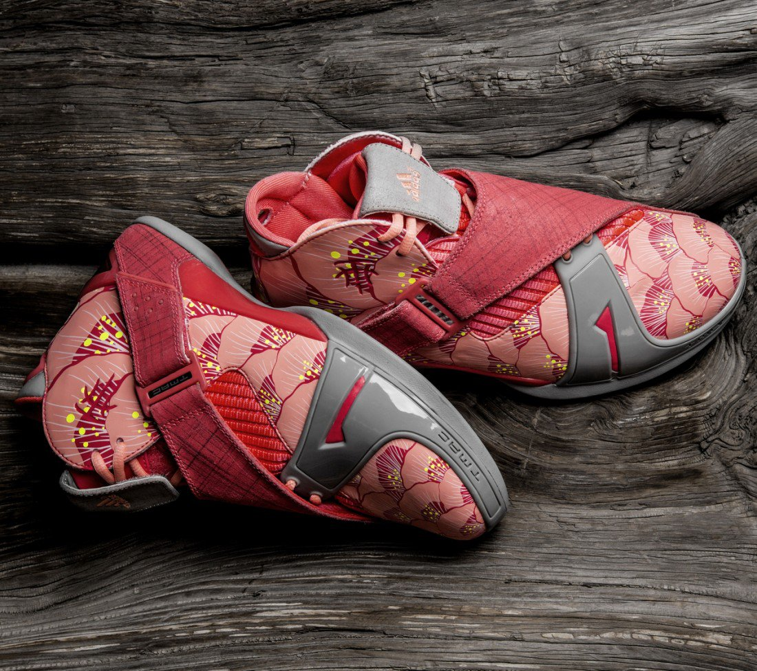 Who Knew? The adidas T-MAC 5 is a 'Florist'-3