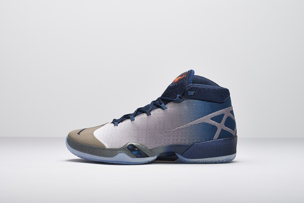 Who's Got the Better Air Jordan XXX (30) PE Georgetown or Marquette?-8