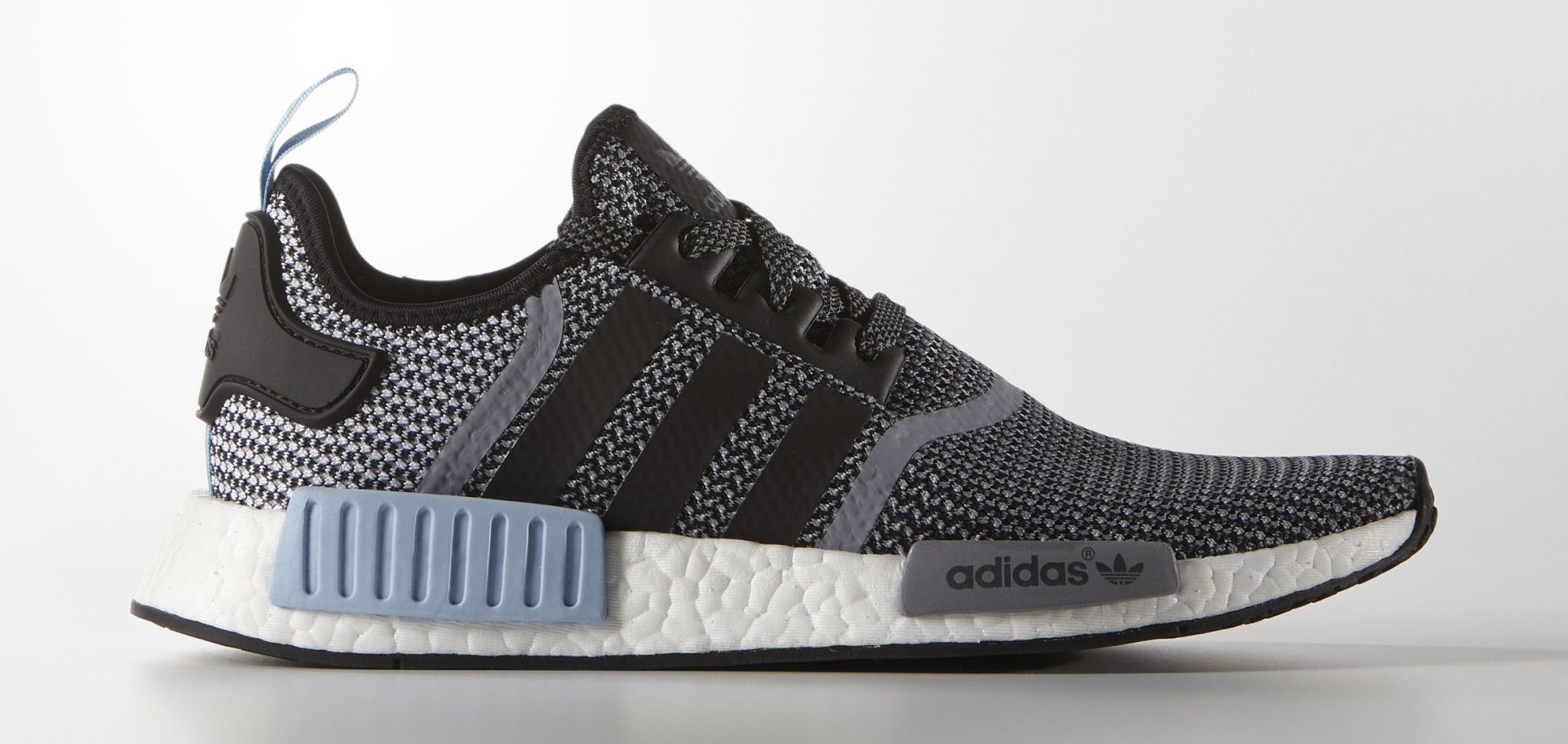new arrival 6a775 eff19 adidas NMD Runner R1 Ice Blue Grey - WearTesters