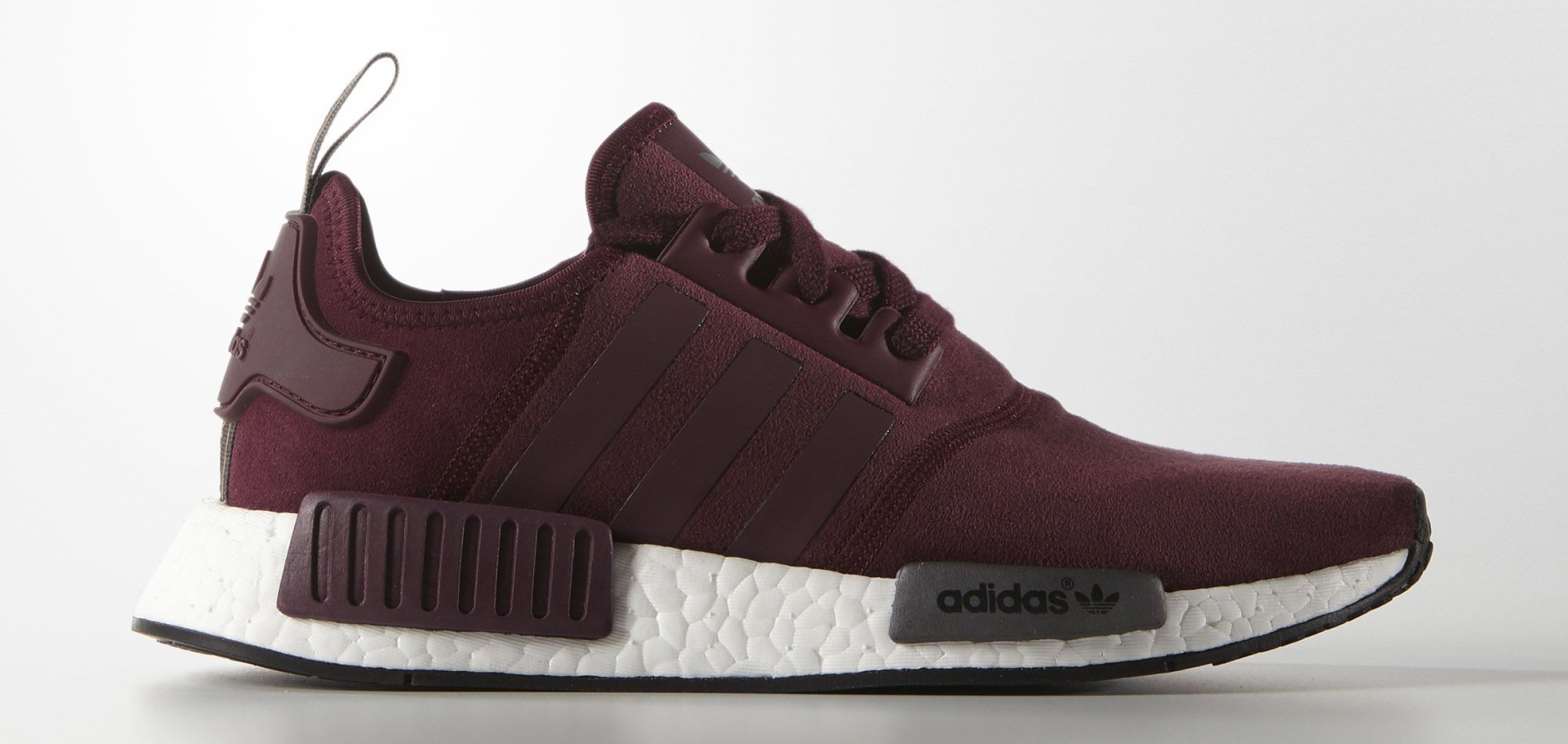 Wmns NMD_R1 'Burgundy Green'