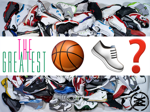 best basketball shoe of all time weartesters