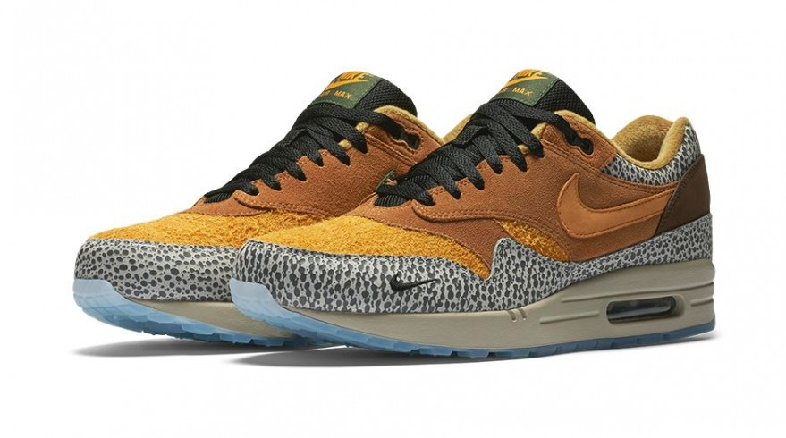 nike air max 1 x atmos safari