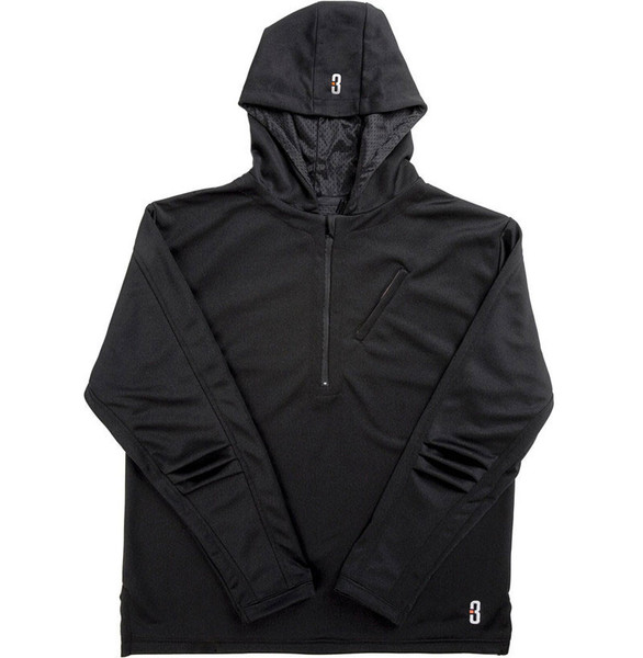 point 3 basketball hoodie