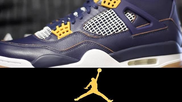 Air Jordan 4 Retro 'Dunk from Above'   Detailed Look and Review