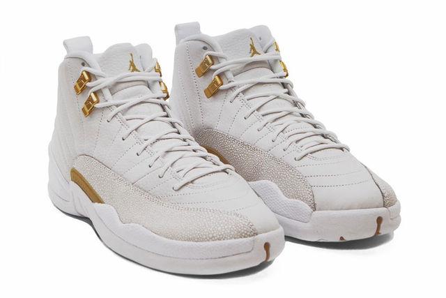 OVO x Air Jordan 12 2