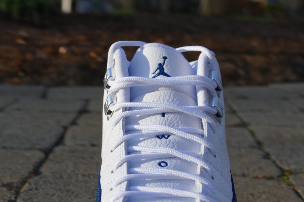 "Air Jordan 12 Retro ""French Blue"" - Detailed and On Foot Review"