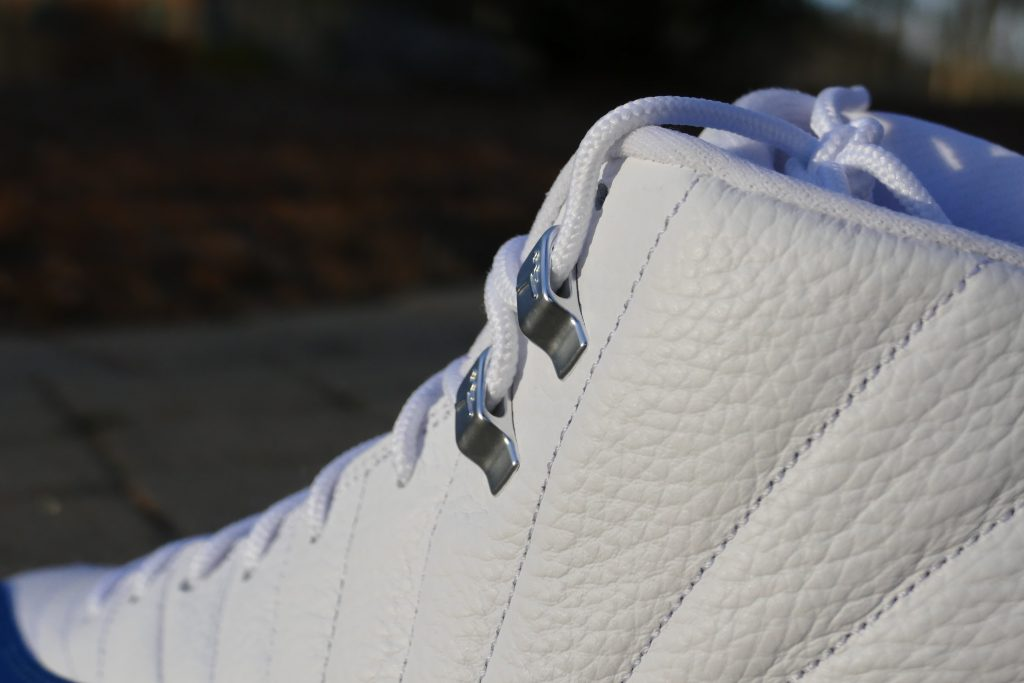 "Air Jordan 12 Retro ""French Blue"" - Detailed and On Foot Review 2"