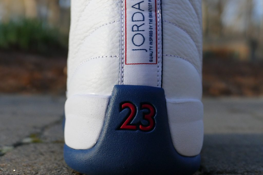 "Air Jordan 12 Retro ""French Blue"" - Detailed and On Foot Review 3"