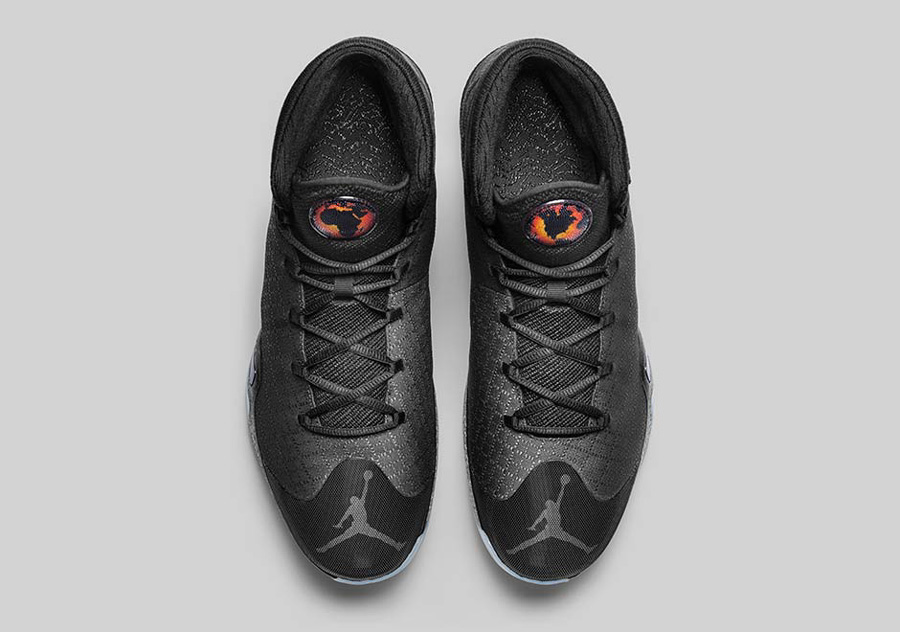 An Official Look at the 'Black Cat' Air Jordan XXX (30) 2