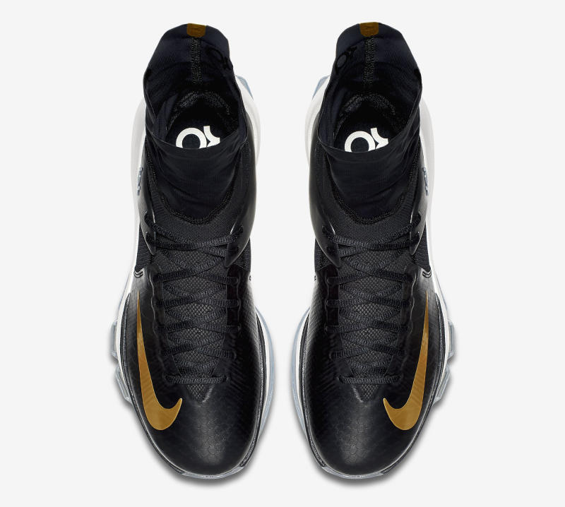 Here's an Official Look at the Nike KD 8 Elite in Black & Gold-3