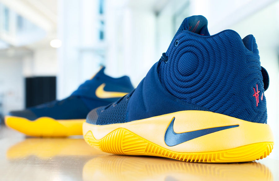 Kyrie Irving Dropped 31 in This Nike Kyrie 2 PE 2