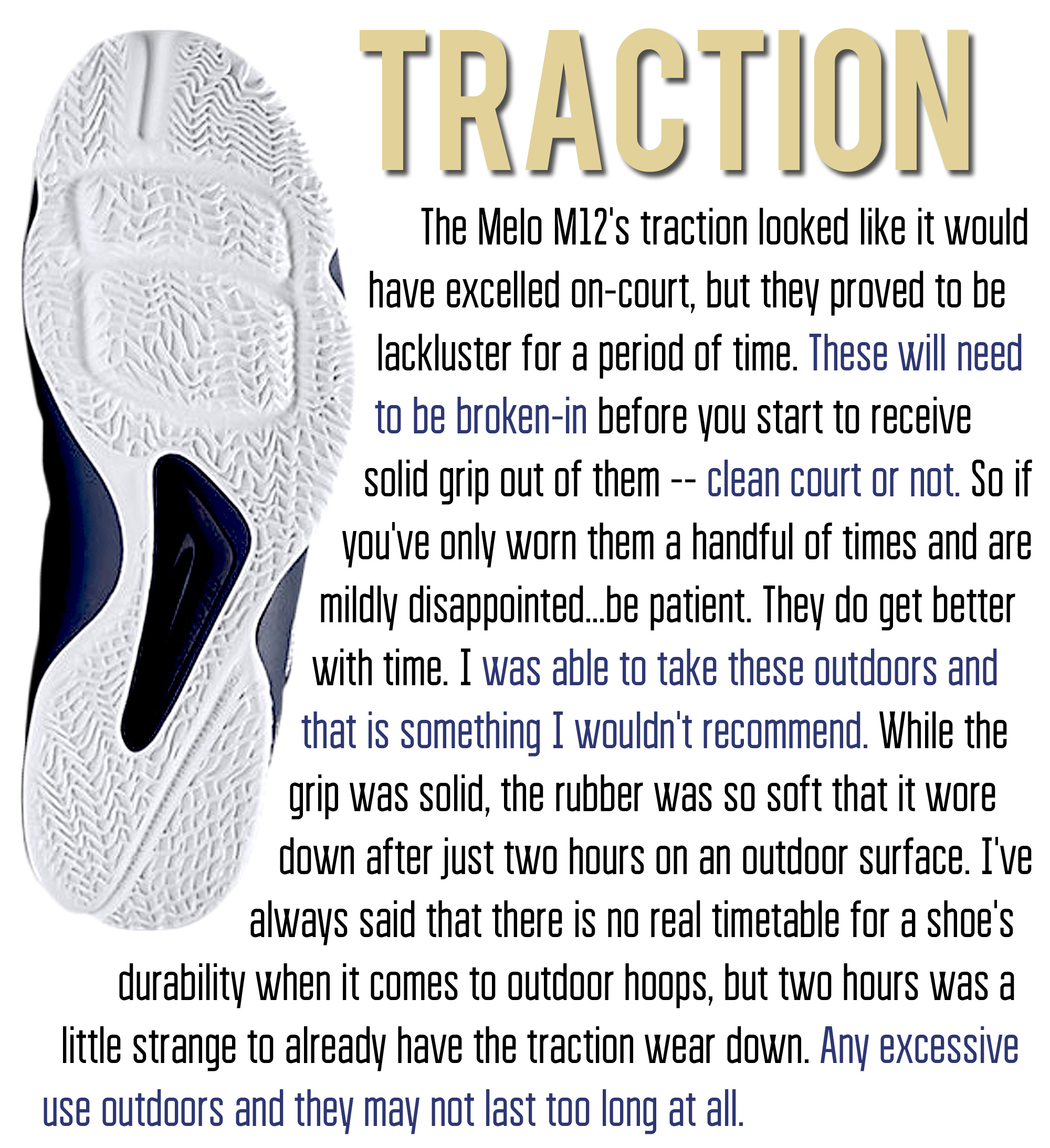 M12 - Traction
