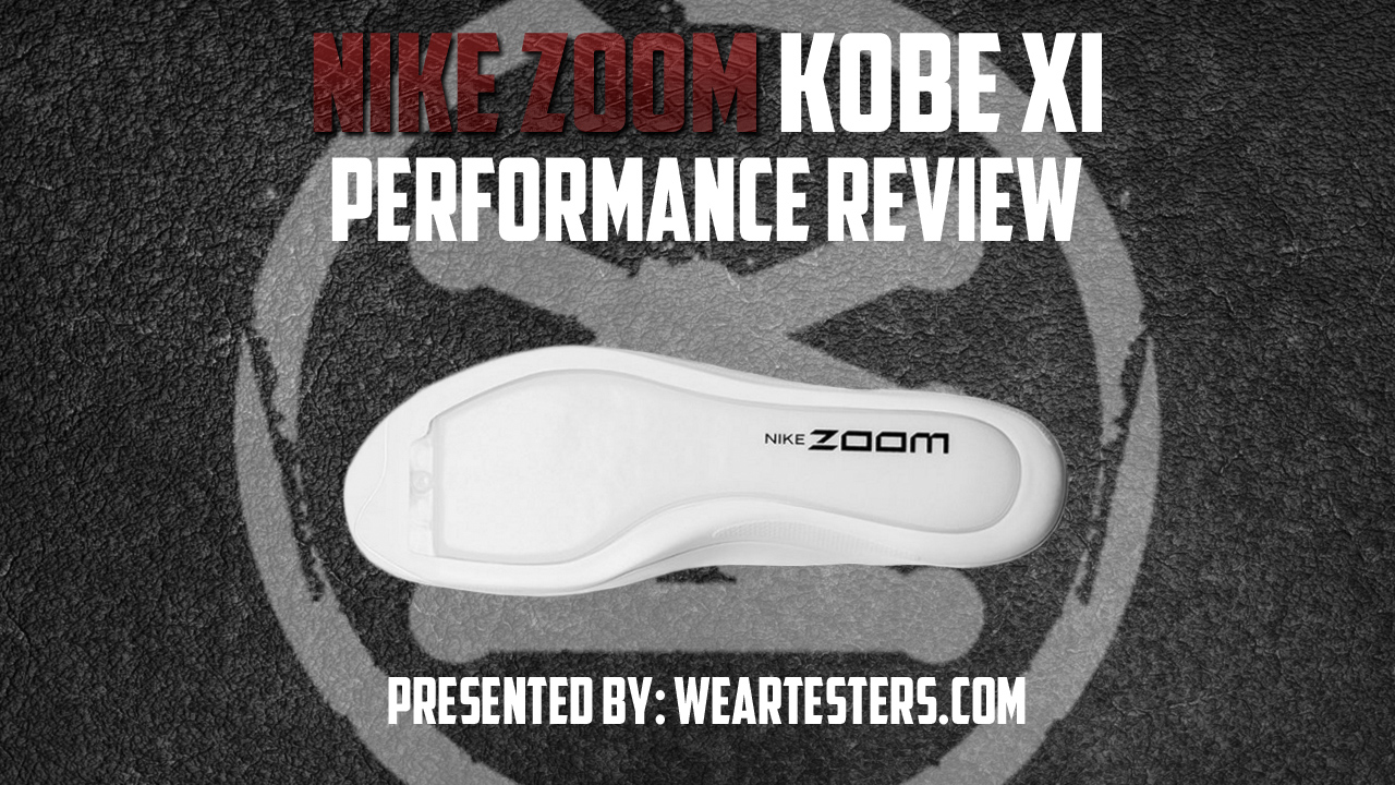 Nike zoom Kobe 11 Thumbnail
