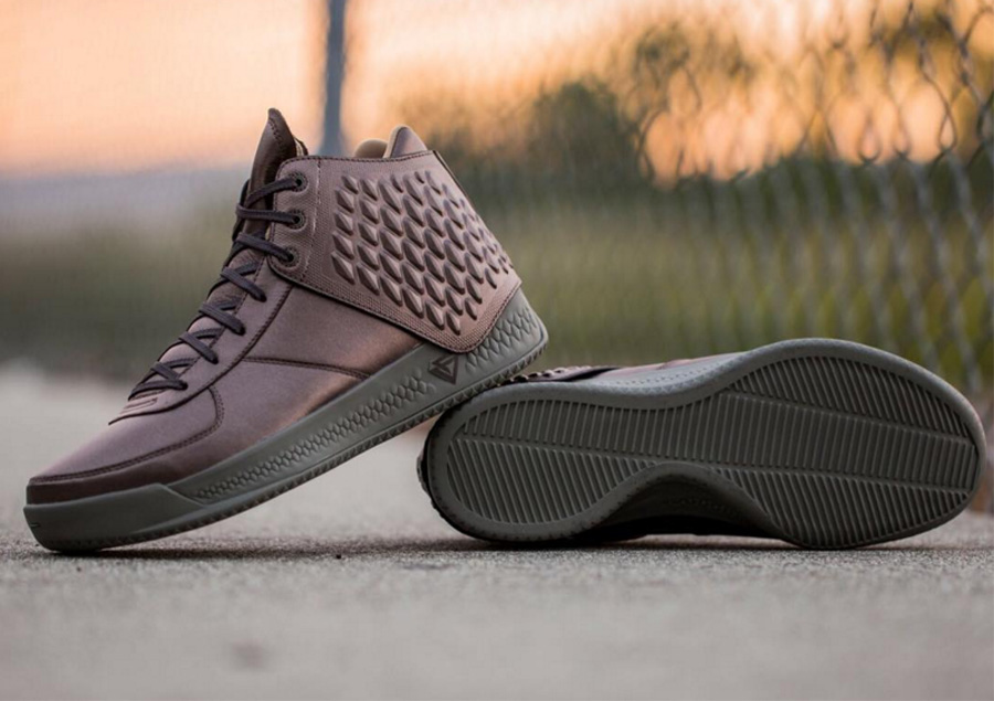 The BrandBlack J Crossover 3 'Rare Metal' Celebrates Jamal Crawford's 3rd 6th Man Award 1
