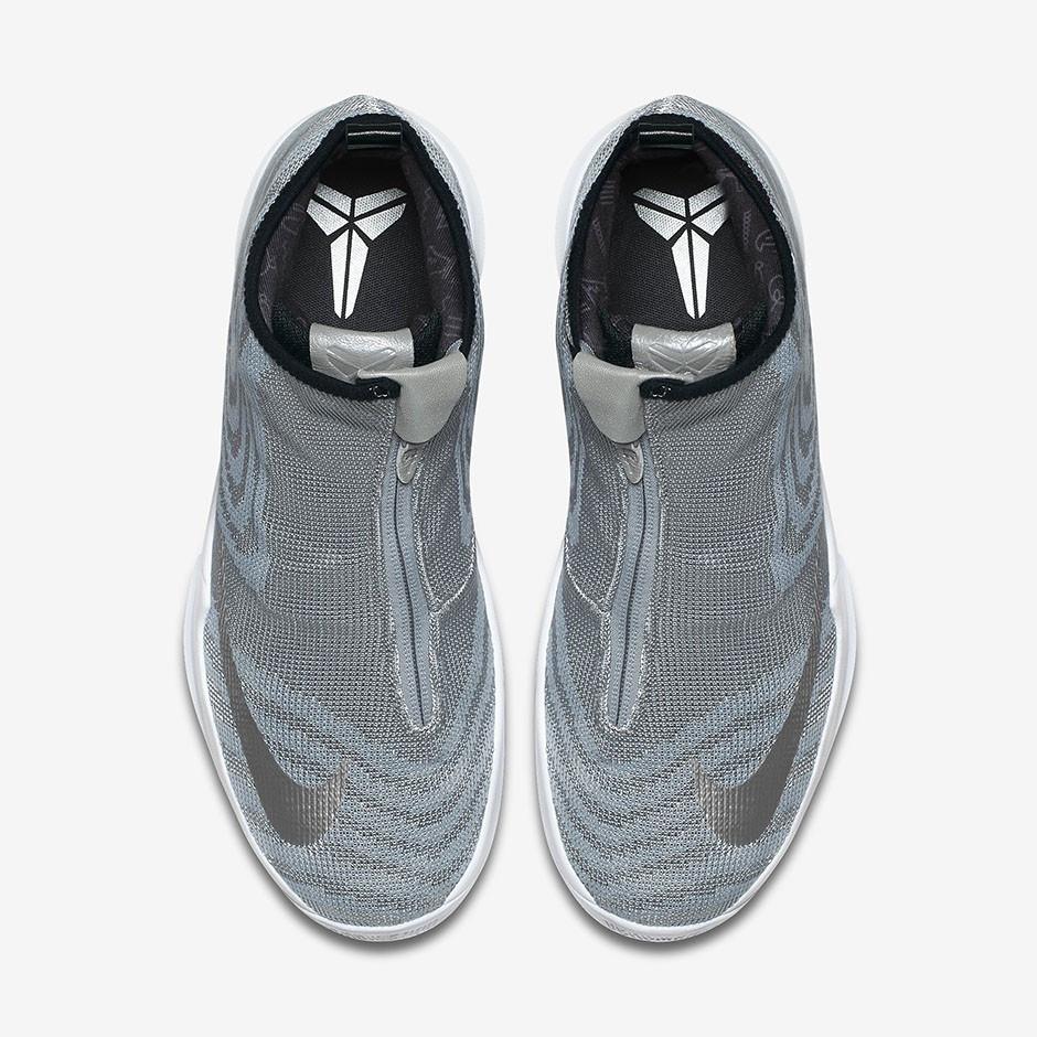 The Nike Zoom Kobe Icon Now Comes in Metallic Silver 3