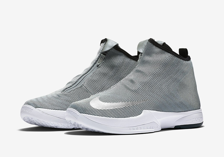 The Nike Zoom Kobe Icon Now Comes in Metallic Silver 6